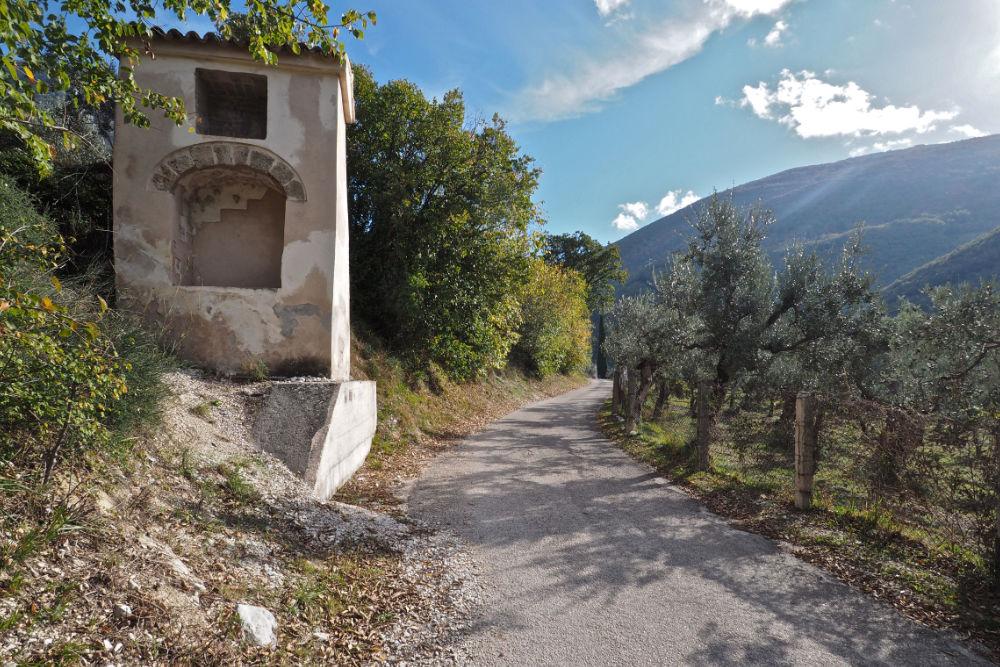 Escursioni trekking in Umbria? Dai Sentieri dei percorsi straordinari