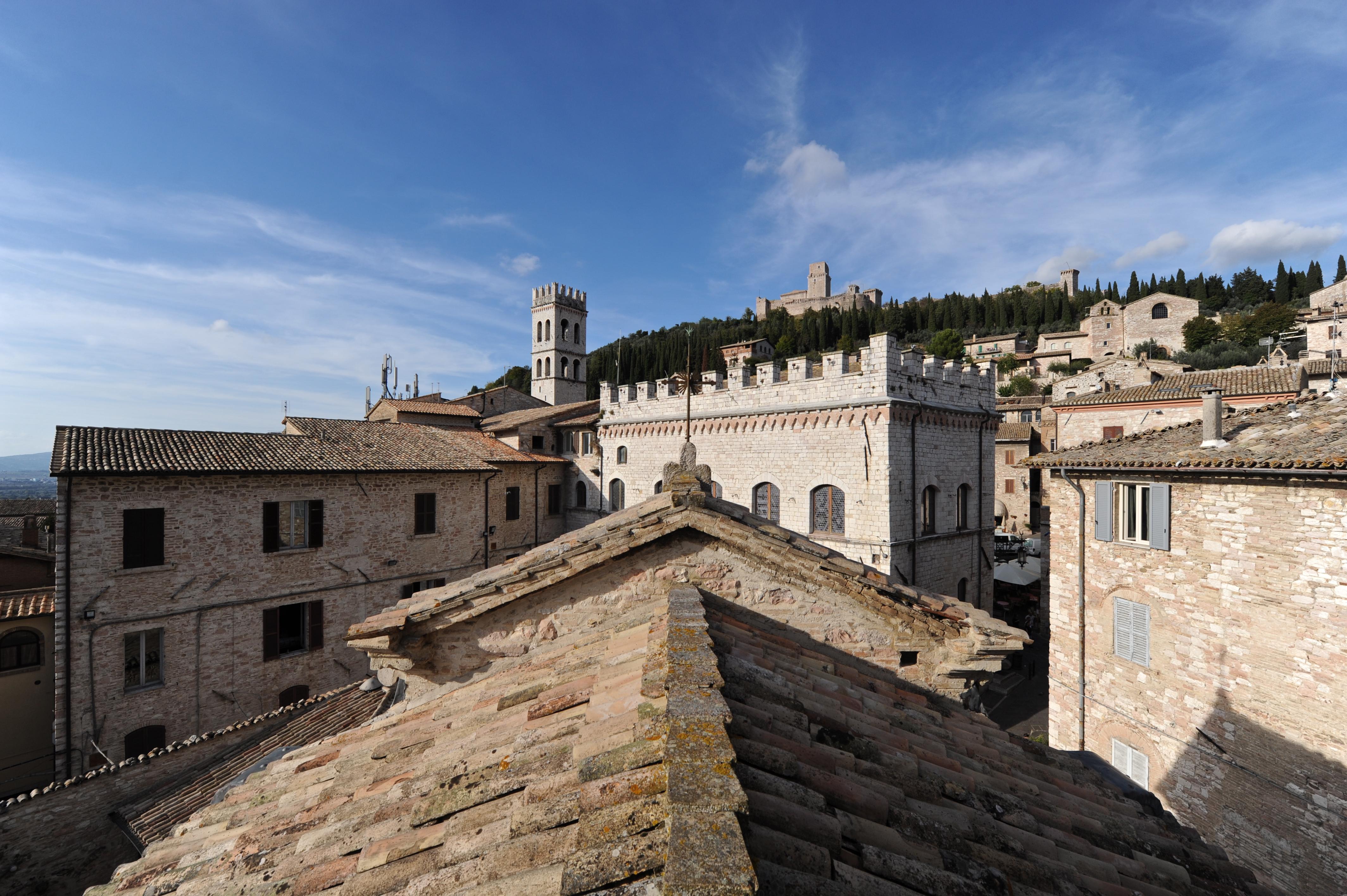 Assisi, non è solo san Francesco
